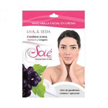 MASCARILLA ANTI-EDAD Y REVITALIZANTE