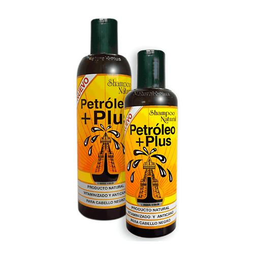 Shampoo de petroleo + Plus
