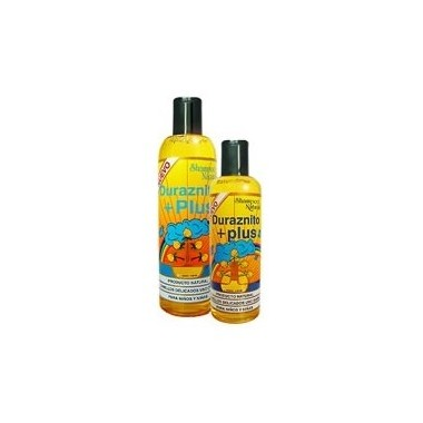 SHAMPOO NATURAL DURAZNITO +PLUS