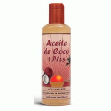 ACEITE DE COCO + PLUS